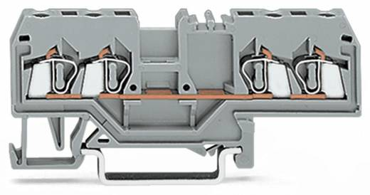 Durchgangsklemme 5 mm Zugfeder Orange WAGO 280-603 100 St.