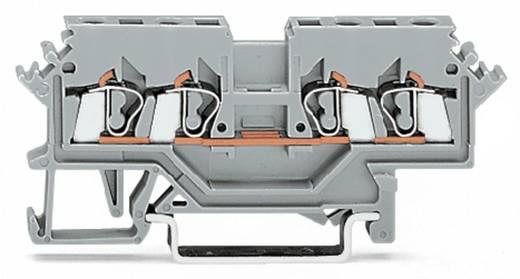 Durchgangsklemme 5 mm Zugfeder Belegung: L Grau WAGO 280-990 100 St.
