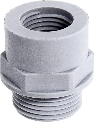 Kabelverschraubung Erweiterung M16 M20 Polyamid Licht-Grau (RAL 7035) LappKabel SKINDICHT EKU-M 16x1,5/20x1,5 1 St.