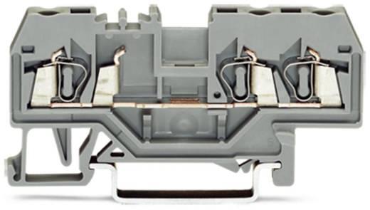 Durchgangsklemme 5 mm Zugfeder Schwarz WAGO 280-671 100 St.