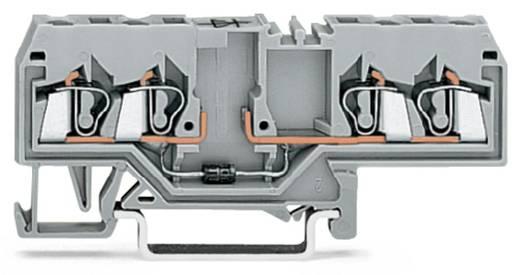Diodenklemme 5 mm Zugfeder Belegung: L Grau WAGO 280-655/281-410 100 St.