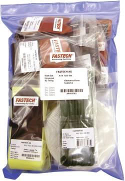 Assortiment de bandes auto-agrippantes Fastech 583-Set-Bag 58 pc(s)