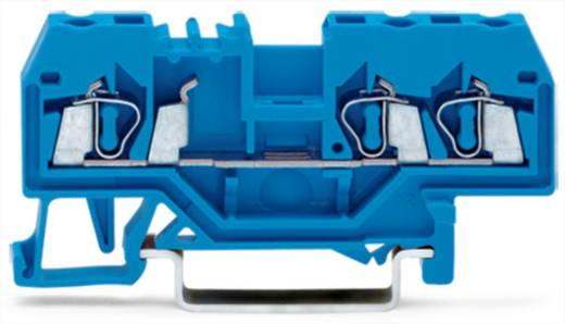 Durchgangsklemme 5 mm Zugfeder Belegung: N Blau WAGO 280-684 100 St.