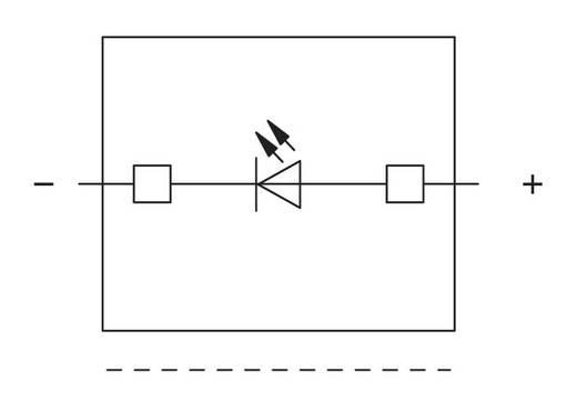 LED-Baustein WAGO Inhalt: 100 St.