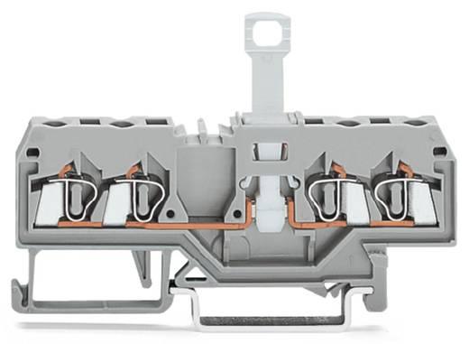 Trennklemme 5 mm Zugfeder Belegung: L Grau WAGO 280-836 50 St.