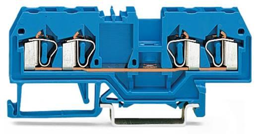 Durchgangsklemme 5 mm Zugfeder Belegung: N Blau WAGO 280-834 100 St.