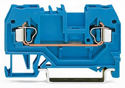 Durchgangsklemme 5 mm Zugfeder Belegung: N Blau WAGO 280-904 100 St.
