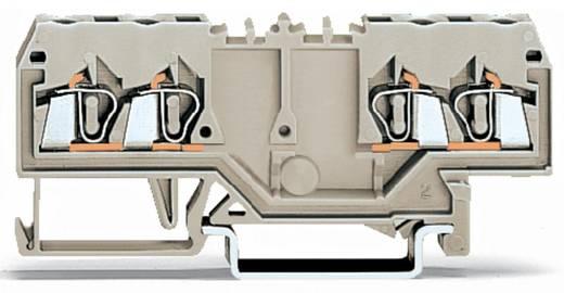 Durchgangsklemme 5 mm Zugfeder Belegung: L Grau WAGO 280-995 100 St.