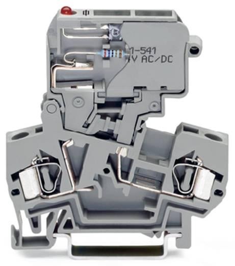 Sicherungsklemme 8 mm Zugfeder Belegung: L Grau WAGO 281-612/281-542 50 St.