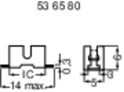 Sicherungshalter Passend für MELF 7 A 125 V/AC ESKA 7090.9010 100 St.