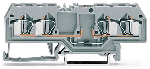 Diodenklemme 6 mm Zugfeder Belegung: L Grau WAGO 281-665/281-400 50 St.