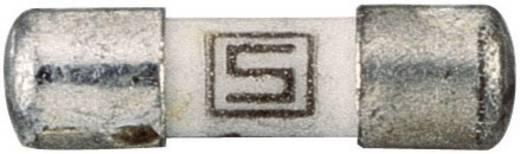 SMT-Sicherung SMD MELF 0.125 A 125 V Flink -F- ESKA 7010.9760 500 St.