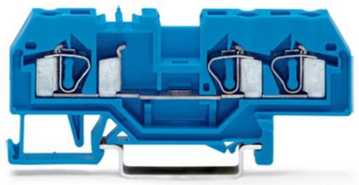 Durchgangsklemme 6 mm Zugfeder Belegung: N Blau WAGO 281-684 50 St.