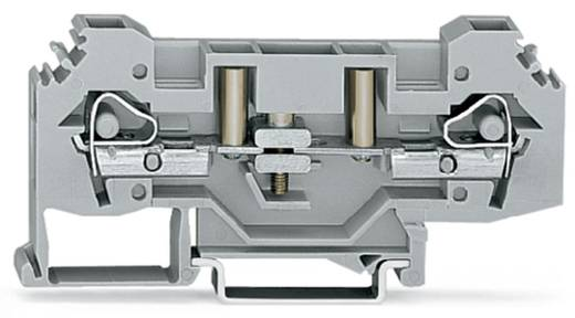 Trennklemme 8 mm Zugfeder Belegung: L Grau WAGO 282-131 25 St.