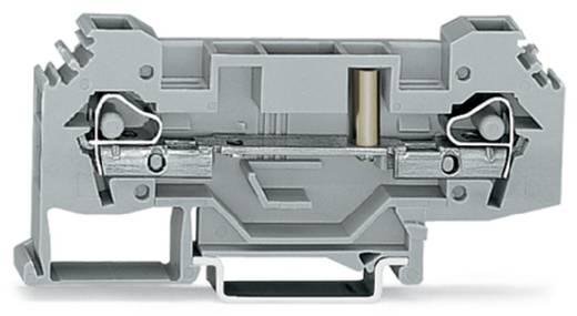 Durchgangsklemme 8 mm Zugfeder Belegung: L Grau WAGO 282-133 25 St.