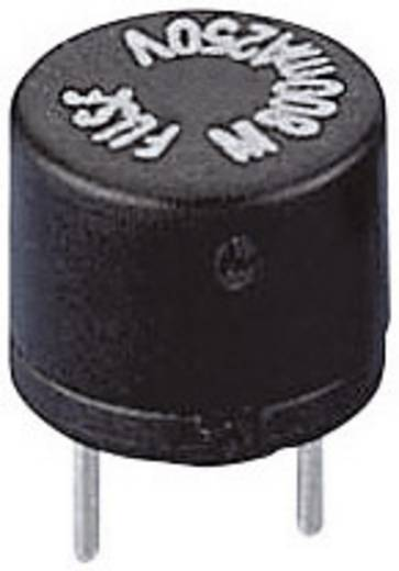 Kleinstsicherung radial bedrahtet rund 0.25 A 250 V Mittelträge -mT- ESKA 882011 200 St.