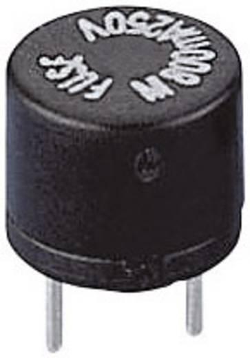 Kleinstsicherung radial bedrahtet rund 0.63 A 250 V Mittelträge -mT- ESKA 882.015 1 St.