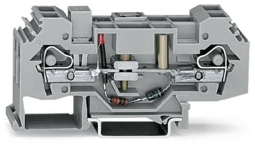 Trennklemme 16 mm Zugfeder Belegung: L Grau WAGO 282-138 12 St.