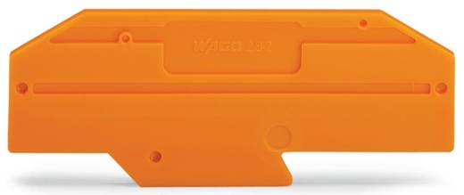 Abschlussplatte 282-333 WAGO Inhalt: 100 St.