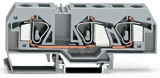 Durchgangsklemme 12 mm Zugfeder Orange WAGO 283-672 20 St.