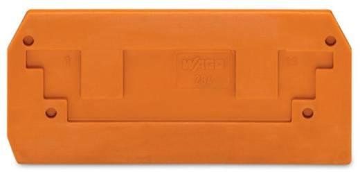 Abschluss- und Zwischenplatte 284-328 WAGO Inhalt: 100 St.