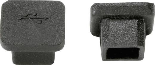 USB-Schutzkappe Silizium Schwarz PB Fastener CP-USB-B 1 St.