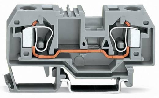 Durchgangsklemme 10 mm Zugfeder Orange WAGO 284-902 25 St.