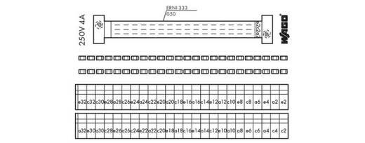 Übergabebaustein 289-434 WAGO Inhalt: 1 St.