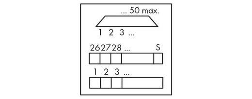 Übergabebaustein 289-578 WAGO Inhalt: 1 St.