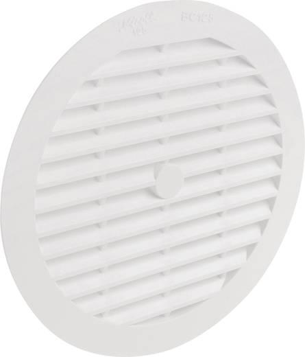 Abluftgitter Kunststoff Passend für Rohr-Durchmesser: 12.5 cm Wallair N32921