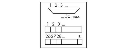 Übergabebaustein 289-586 WAGO Inhalt: 1 St.