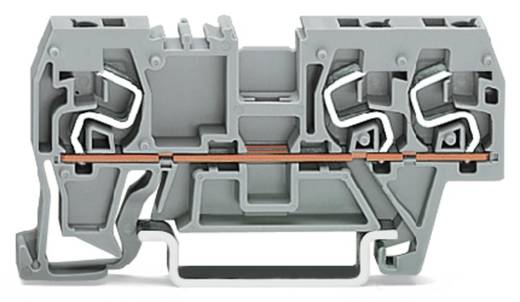 Durchgangsklemme 5 mm Zugfeder Belegung: L Grau WAGO 290-661 100 St.