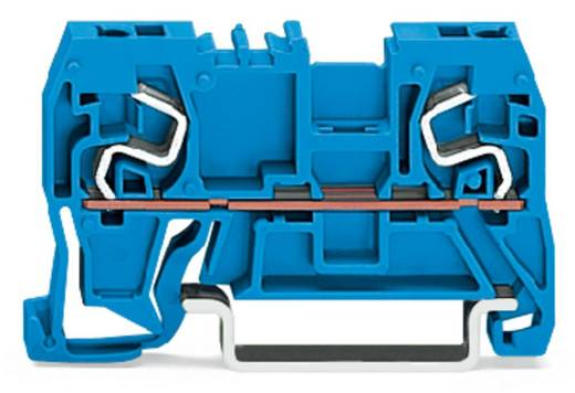Durchgangsklemme 5 mm Zugfeder Belegung: N Blau WAGO 290-964 100 St.