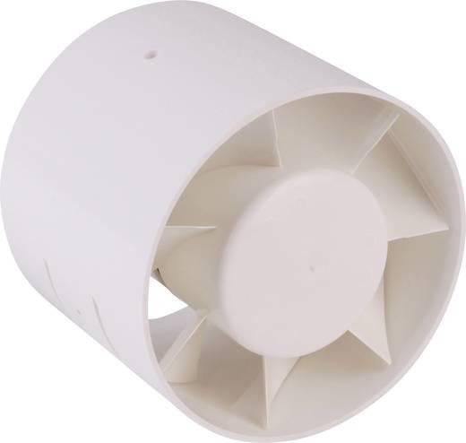 Rohr-Einschublüfter 24 V 90 m³/h 10 cm Wallair 20100258