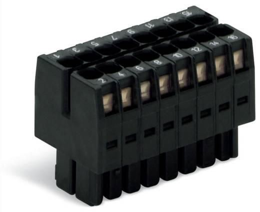 Buchsengehäuse-Kabel 713 Polzahl Gesamt 8 WAGO 713-1104/032-047 Rastermaß: 3.50 mm 50 St.