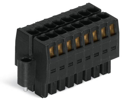 WAGO Buchsengehäuse-Kabel 713 Polzahl Gesamt 10 Rastermaß: 3.50 mm 713-1105/107-000 25 St.