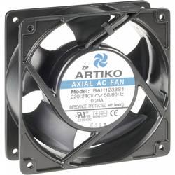 Axiálny ventilátor Artiko RAH1238S1 RAH1238S1, 230 V/AC, 32 dB, (d x š x v) 120 x 120 x 38 mm