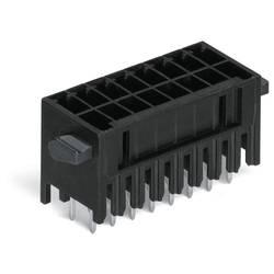 Pinová lišta (štandardná) WAGO 713-1472/037-000, 50.1 mm, pólů 24, rozteč 3.50 mm, 50 ks