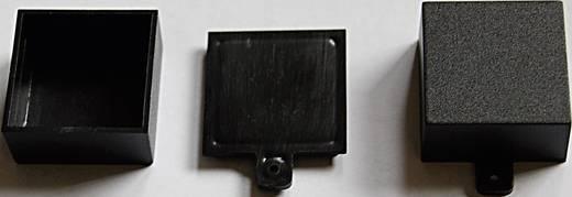 WeroPlast 21008 Modul-Gehäuse 31 x 31 x 16 ABS Schwarz 1 St.