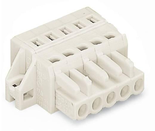 Buchsengehäuse-Kabel 721 Polzahl Gesamt 10 WAGO 721-110/031-000 Rastermaß: 5 mm 25 St.