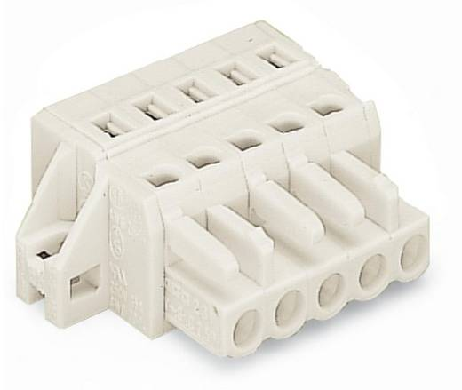 Buchsengehäuse-Kabel 721 Polzahl Gesamt 5 WAGO 721-105/031-000 Rastermaß: 5 mm 50 St.