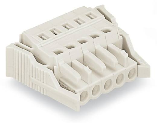 Buchsengehäuse-Kabel 721 Polzahl Gesamt 5 WAGO 721-105/037-000 Rastermaß: 5 mm 50 St.