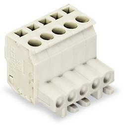 Zásuvkové púzdro na kábel WAGO 722-111/026-000, 57.40 mm, pólů 11, rozteč 5 mm, 25 ks
