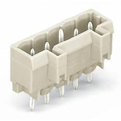 Pinová lišta (štandardná) WAGO 721-138/001-000, 43.2 mm, pólů 8, rozteč 5 mm, 100 ks