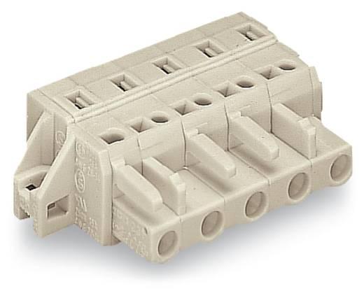 WAGO Buchsengehäuse-Kabel 721 Polzahl Gesamt 4 Rastermaß: 7.50 mm 721-204/031-000 50 St.