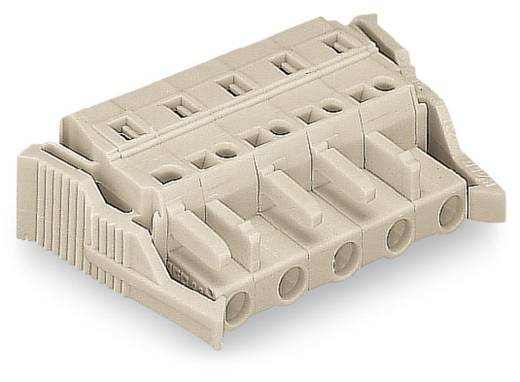 Buchsengehäuse-Kabel 721 Polzahl Gesamt 3 WAGO 721-2103/037-047 Rastermaß: 5 mm 50 St.