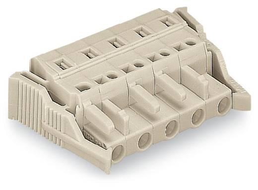 WAGO Buchsengehäuse-Kabel 721 Polzahl Gesamt 6 Rastermaß: 5 mm 721-2106/037-045 50 St.
