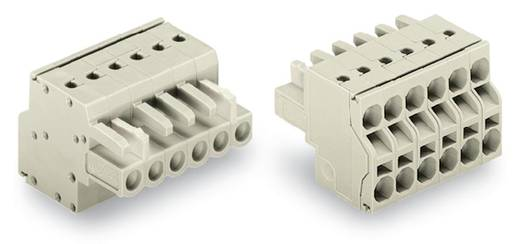 Buchsengehäuse-Kabel 721 Polzahl Gesamt 10 WAGO 721-2110/026-000/135-000 Rastermaß: 5 mm 50 St.