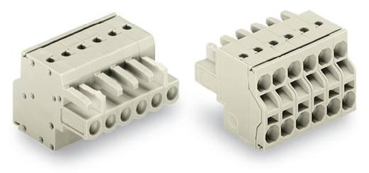 WAGO Buchsengehäuse-Kabel 721 Polzahl Gesamt 3 Rastermaß: 5 mm 721-2103/026-000 100 St.