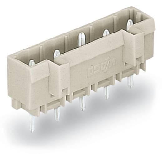 Stiftleiste (Standard) 2060 Polzahl Gesamt 4 WAGO 721-264/001-040 Rastermaß: 7.50 mm 100 St.